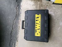 Dewalt 20v dual speed framing nailer case  Brampton, L6X 4N6