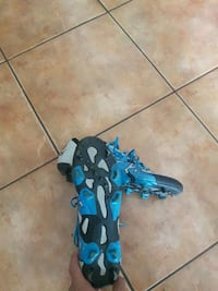 blue and black inline skates Whitby, L1R 2R8