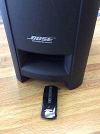 BOSE!!! Cinemate ll with remote