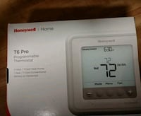 Honeywell heating and cooling  thermostat Baltimore, 21206