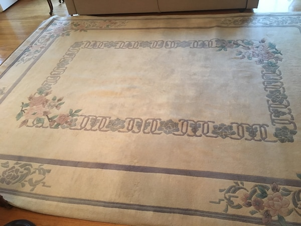 Area Rug 11.5 ft x 9.5 ft 6