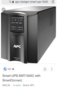 APC Battery and Charger ** Negotiable ** Great condition New York, 10306