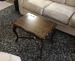Antique coffee or side table