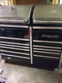 Snap-on grill