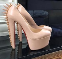 Christian Louboutin - Nude Electropump  Washington