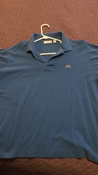 Men's Xl Lacoste shirt Ottawa, K1L 8G9