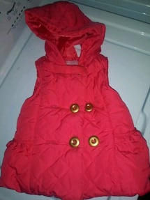 Toddler Puffy vest