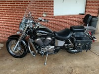 2002 Honda shadow classic 750 with 16,000 miles, two helmets included. Contact Mike at  [TL_HIDDEN] . Self pick up only Effie, 71331