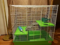 3 tier ferret cage, water bottle and 2 removable food/water dishes  Kearneysville, 25430