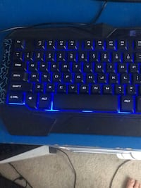 Case Logic membrane gaming keyboard