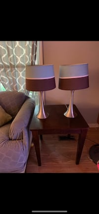 Lamp and end tables York, 29745