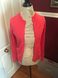 J crew ladies pink sweater size xs  Oakville, L6H 1Y4