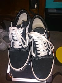 Pro skateboard shoes Vans size 10 good condition Chesapeake, 23322
