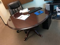"42"" Round Hon Office Conference Table Southfield, 48075"