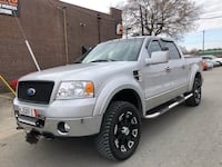 2007 Ford F-150 FX4 4dr SuperCab 4WD Styleside 5.5 ft. SB Beltsville, 20705