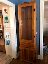 Antique Gun Cabinet Arlington, 22201