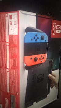 Nintendo Switch Box only Knoxville, 37914