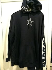 Cowboys Powerhouse Hoodie  with Star Great Mills, 20653