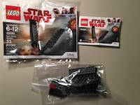 Lego star wars toy in box Mississauga, L5N 6W5