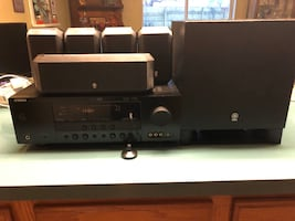 Yamaha Home Theater Sound System