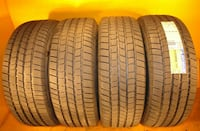 20 Inch Michelin LTX M/S Tires  57 km