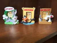 Loony tunes picture frames