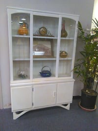 white China cabinet or tv stand Houston, 77077