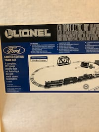 LIONEL 1994 FORD LIMITED EDITION TRAIN SET... 1 of  [PHONE NUMBER HIDDEN]