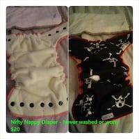 Nifty nappy diaper St. Albert, T8N 3H8