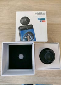 Insta360 Air 360-Degree VR Camera for Android (USB Mississauga, L4W 1E3