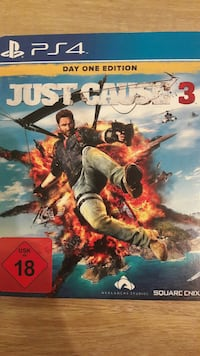 Just Cause 3 Blankenhain, 99444