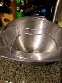 Kitchen aid bowl and cover