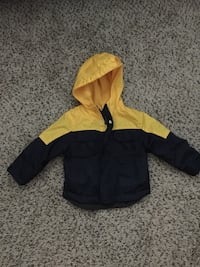 Yellow and blue zip-up hoodie 2T and 4T 12.00 each Mount Juliet, 37122