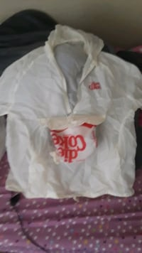 Diet coke windbreaker  Indio, 92201