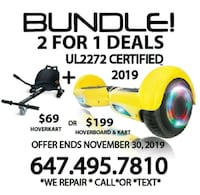BEST PRICES  ✪ HUMMER ✪ HOVERBOARD ✪ OFF ROAD ✪  [TL_HIDDEN]  ✪ Mississauga, L4W 0C2