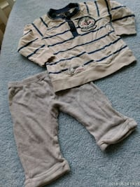 Baby Boy size 9 months pants and 9/12 Month shirt Silver Spring, 20910