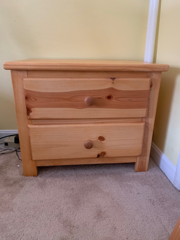 bunk beds, dresser, nightstand (mattresses not included) solid pine furniture b4a9ba77-aea8-4268-b442-31c94c9fc513