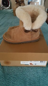 UGG Boots. Size 2