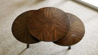 brown wooden round table with chairs Orlando, 32819