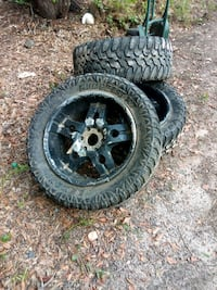 20in rims with 33s Monroe, 30655
