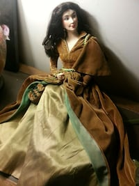 Scarlett o hara bisque doll San Francisco, 94115