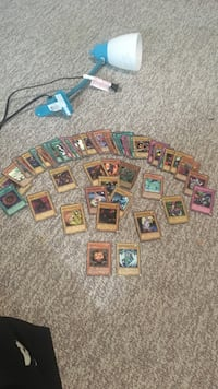 YuGiOh Cards!!! Old timers!