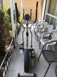 Elliptical machine  Toronto, M9P 3E6