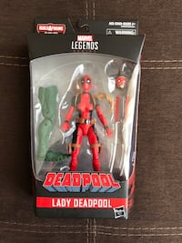 Marvel Legends Lady Deadpool Chicago, 60652