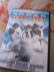 DVD movie