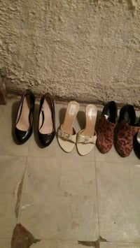 women's four pairs of shoes Toronto, M1P 2X9