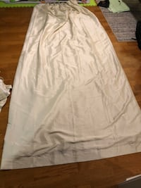 9 foot tall Light Champagne blackout curtains Tomball, 77377