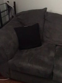 Two piece gray couch Parkville, 21234