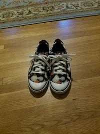 Coach genuine canvas tennis shoes size 6 1/2 Adelphi, 20783