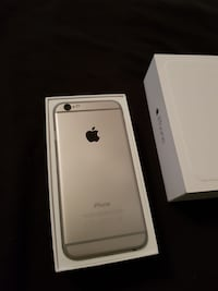 Vb Iphone 6 (64)gb Space Grau mit box 6526 km